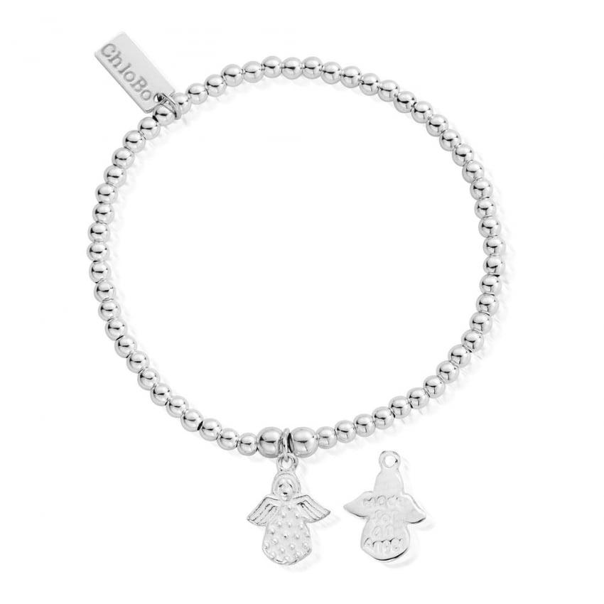 ChloBo Cute Charm Made For An Angel Bracelet SBCC822
