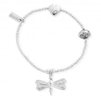 Iconic Dragonfly Multibead Bracelet MULTI4