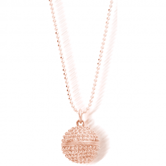 Rose Gold Dreamball Necklace