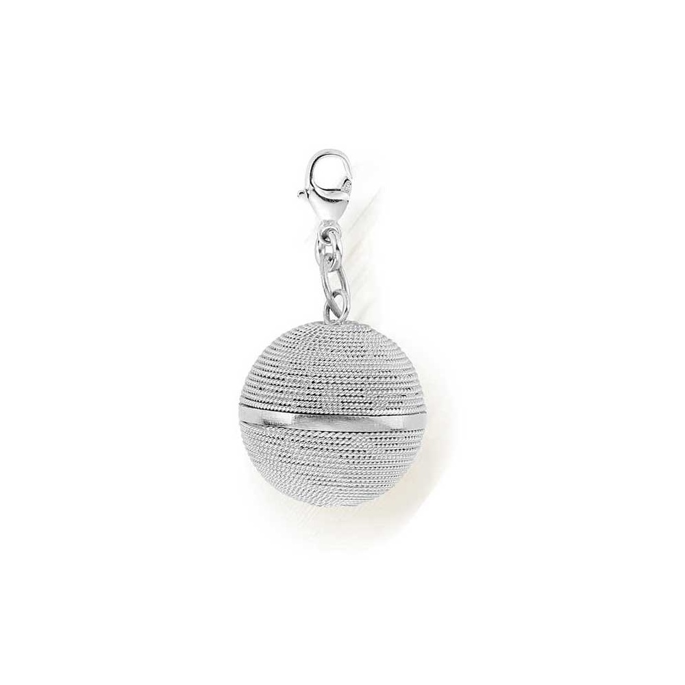 Chlobo starry eyes silver harmony ball pendant jewellery from starry eyes silver harmony ball pendant aloadofball Image collections