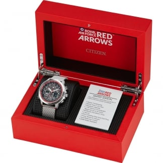 Men's Navihawk Red Arrows Limited Edition Watch JY8039-54E