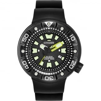 Men's Promaster ISO-Certified Professional Divers Watch BN0175-19E