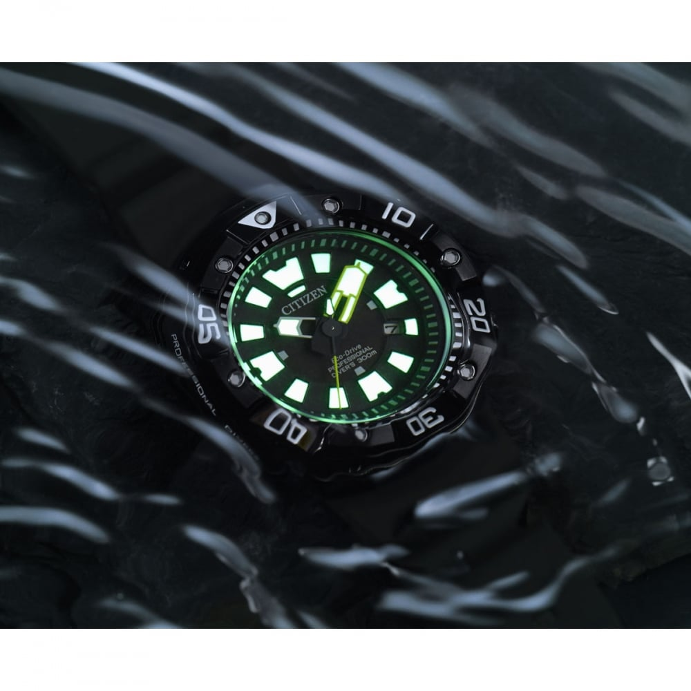 shop men s citizen bn0175 19e pro master watch francis gaye men 039 s promaster iso certified professional divers watch