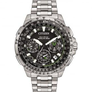 Men's Promaster Navihawk GPS Satellite Wave Watch CC9030-51E