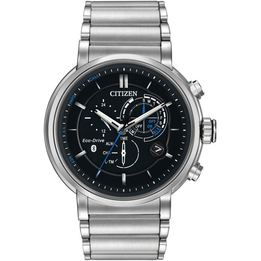 Citizen Men's Proximity Bluetooth Eco-Drive Watch BZ1000-54E