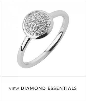 View the Links of London Diamond Essentials Collection