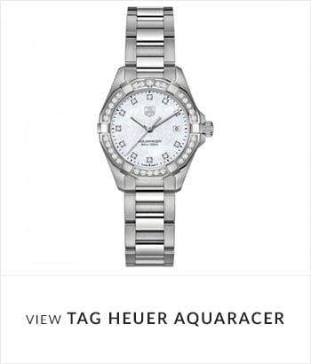 TAG Heuer Aquaracer Collection - Shop Now