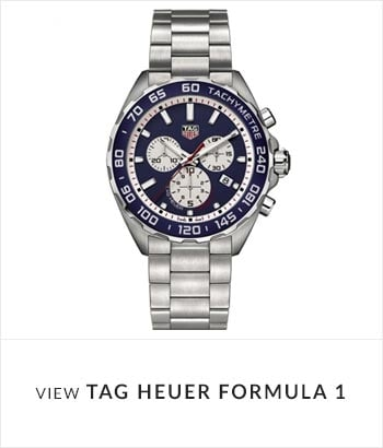 TAG Heuer Formula 1 Collection - Shop Now