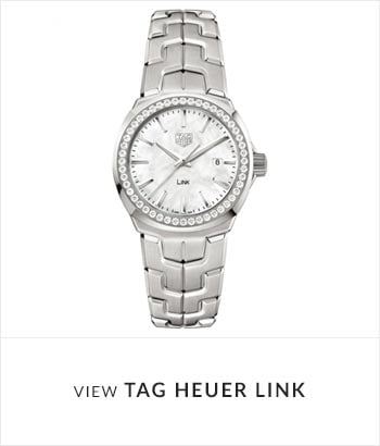 TAG Heuer Link Collection - Shop Now