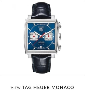 TAG Heuer Monaco Collection - Shop Now