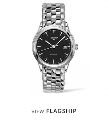 View the Longines Flagship Watch Collection