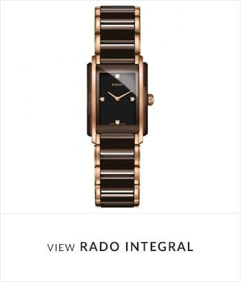 View the RADO Integral Watch Collection