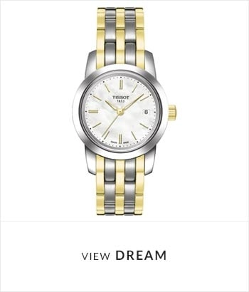 Tissot ADream Watch Collection - Shop Now