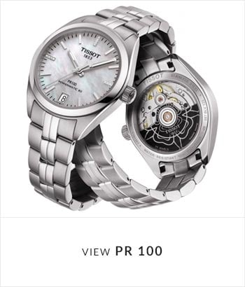 Tissot PR 100 Watch Collection - Shop Now