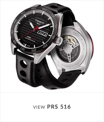 Tissot APRS 516 Watch Collection - Shop Now