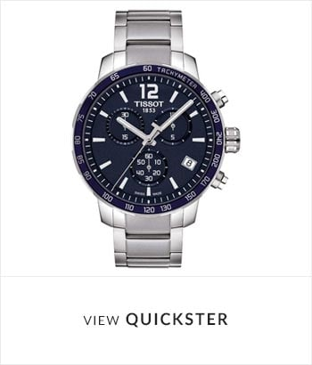 Tissot Quickster Watch Collection - Shop Now