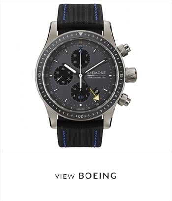 Bremont Boeing Watch Collection - Shop Now