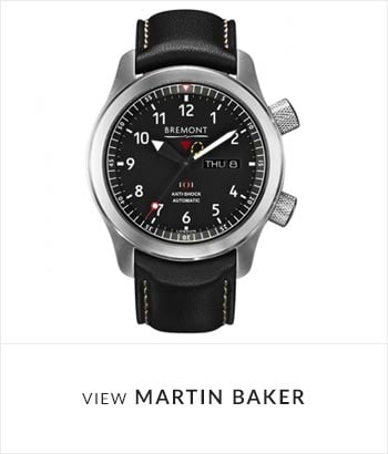 Bremont Martin Baker Watch Collection - Shop Now