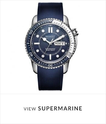 Bremont Supermarine Watch Collection - Shop Now