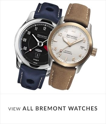 All Bremont Watches - Shop Now