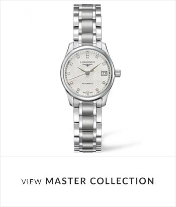 View Longines Master Collection Watches