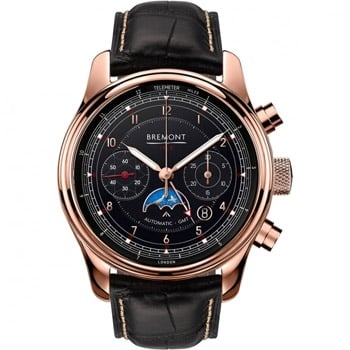 Bremont 18ct Rose Gold 1918 Centenary Anniversary RAF Chronometer Watch - Shop Now