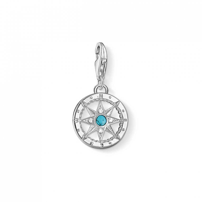 Thomas Sabo Compass Charm 1228-405-17