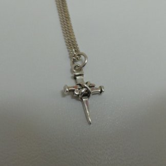 Coventry Cross of Nails Silver Extra Small 17mm Pendant 2402164