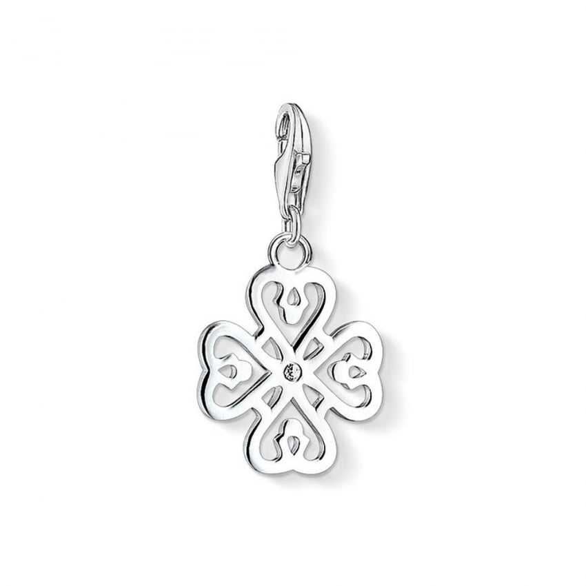 Thomas Sabo Cut Out Clover Charm 1323-051-14