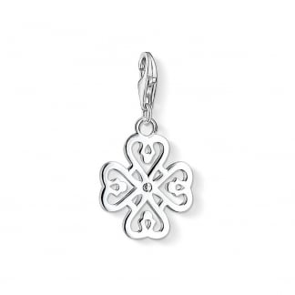 Cut Out Clover Charm