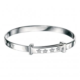 Children's Twinkle Twinkle Little Star Bangle B4322