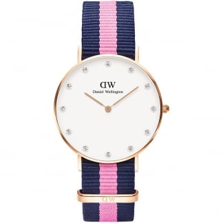Ladies Classy Winchester 34mm Watch 0952DW