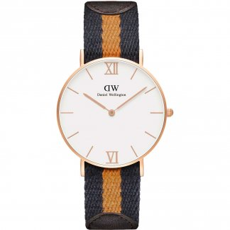 Mid-Sized Grace Selwyn Rose Gold 36mm Watch 0554DW