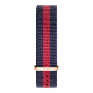 Oxford 36mm Red & Blue Nato Strap 0701DW