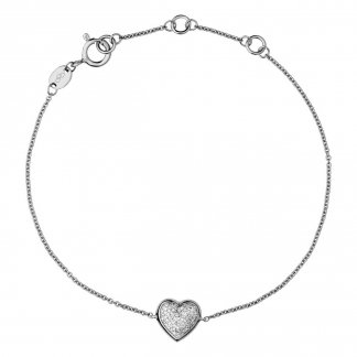 Diamond Essentials Heart Bracelet 5010.2846