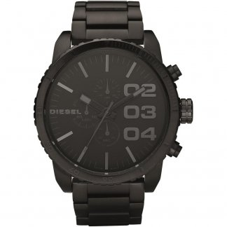 Men's All Black XL Franchise Watch DZ4207