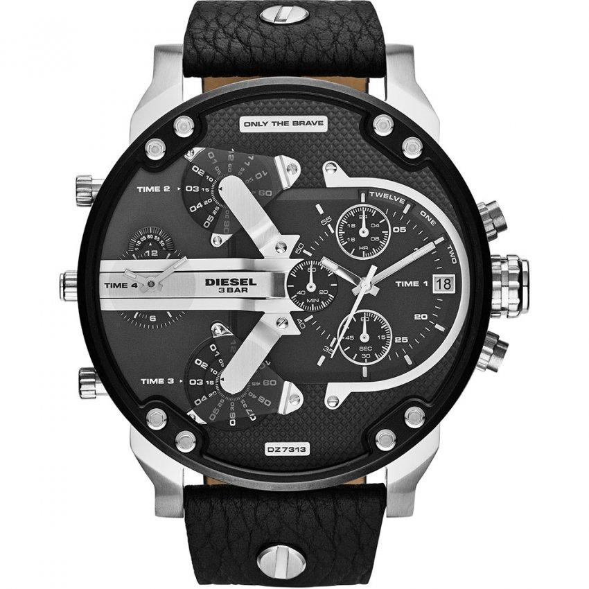 Diesel Men's Extra Large Daddy 2.0 Multifunction Watch DZ7313