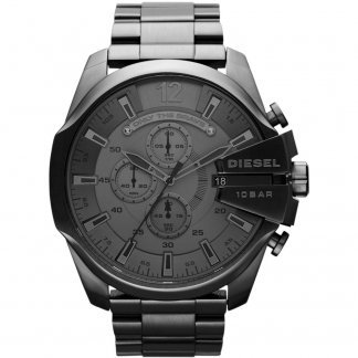 Men's Mega Chief Gunmetal Chronograph Watch