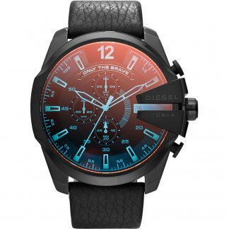 Men's Mega Chief Iridescent Dial Chronograph Watch