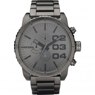 Men's Oversized Gunmetal Franchise Watch DZ4215