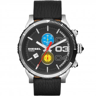 Men's Renzo Edition Double Down Chronograph Watch