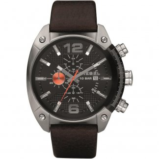 Men's Rugged Designed Overflow Watch DZ4204