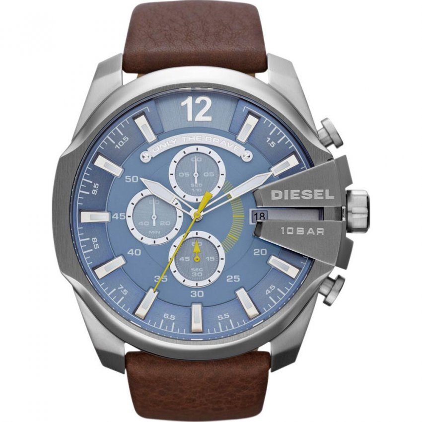 Diesel Men's X-Large Master Chief Chronograph Watch DZ4281