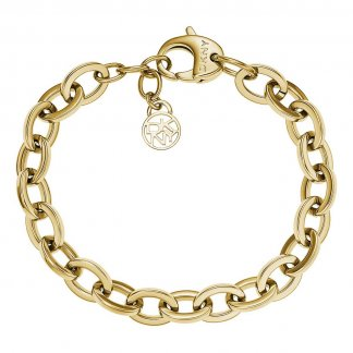 Gold Plated Ladies Must Have Bracelet NJ2150