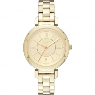 Ladies Ellington Yellow Gold Watch NY2583
