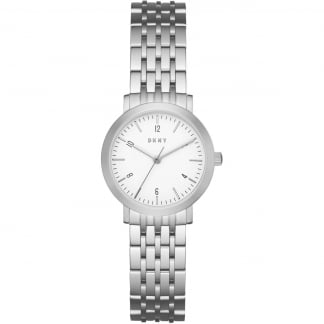 Ladies Mini Minetta Steel Quartz Watch NY2509