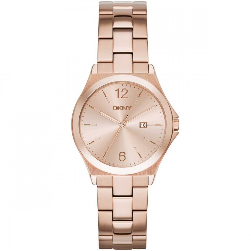 Ladies Parsons Watch In Rose Gold NY2367
