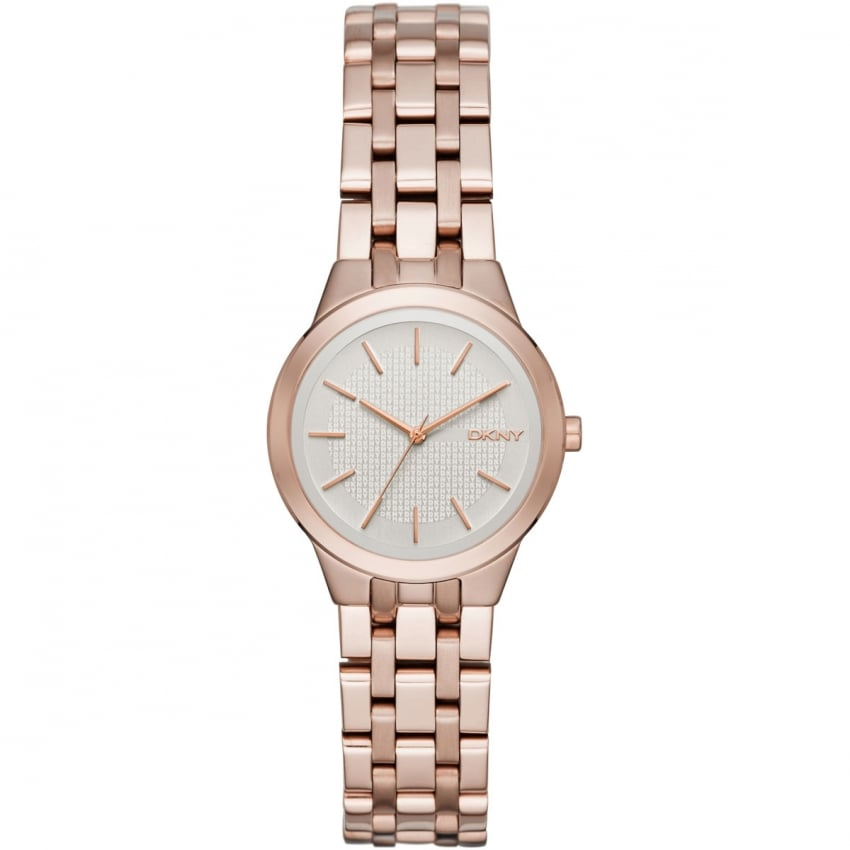 Ladies Rose Gold Park Slope Watch NY2492