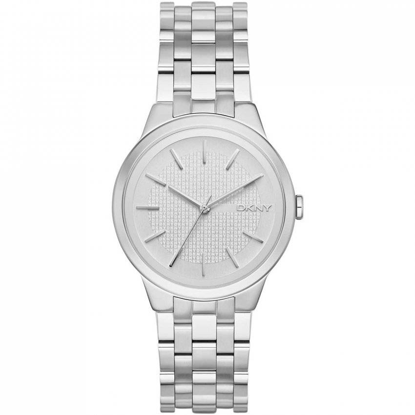 Ladies Silver Tone Park Slope Watch NY2381