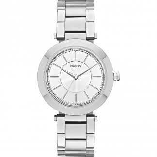 Ladies Silver Tone Stanhope 2.0 Watch NY2285